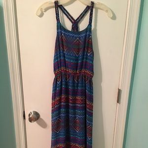Sally M maxi dress